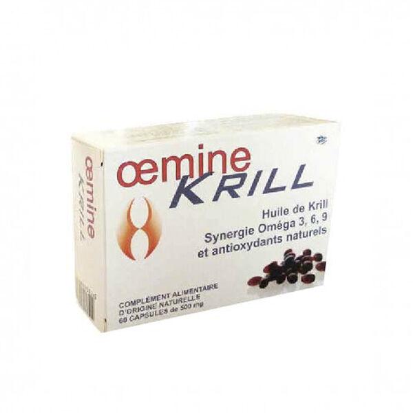 Oemine Krill 60 capsules