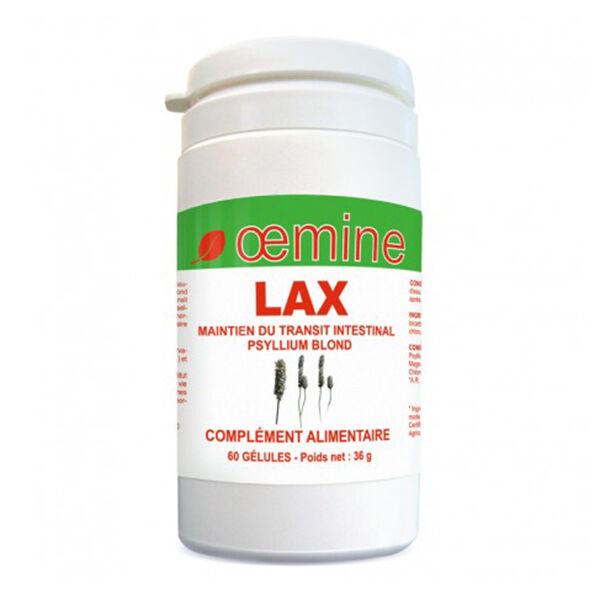 Oemine Lax 60 gélules