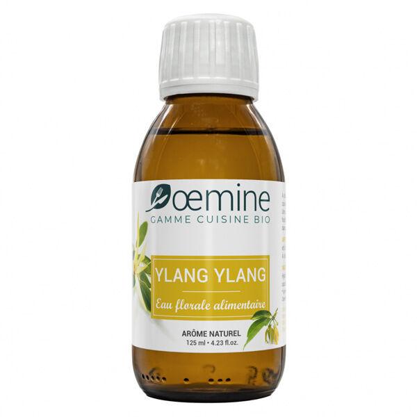 Oemine Eau Florale Alimentaire Ylang Ylang Bio 125ml
