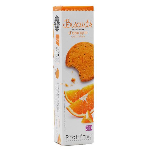 Protifast En-Cas Hyperprotéiné Orange 20 biscuits