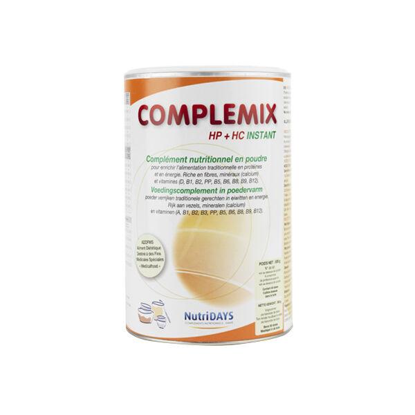Nutridays Complemix HP/HC Complément Nutritionnel en Poudre 500g
