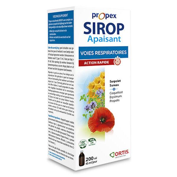 Ortis Propex Sirop Apaisant 200ml