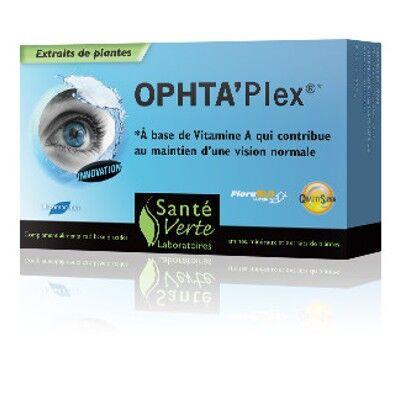 Santé Verte Ophta'Plex 30 comprimés