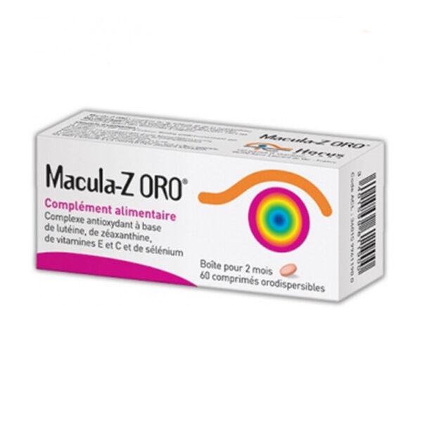 Macula-Z ORO Visée Oculaire 60 comprimés