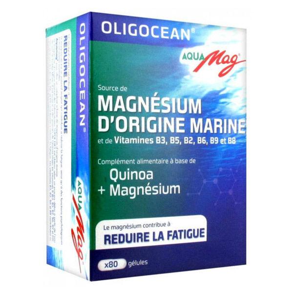 SuperDiet Super Diet Oligocean Aquamag - 80 gélules