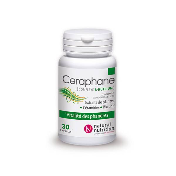 Natural Nutrition Ceraphane 30 capsules