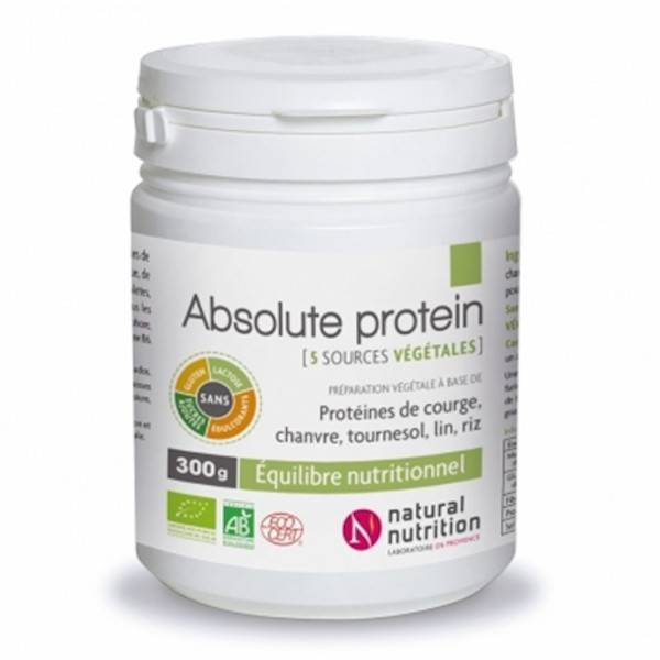 Natural Nutrition Absolute Protein 300g