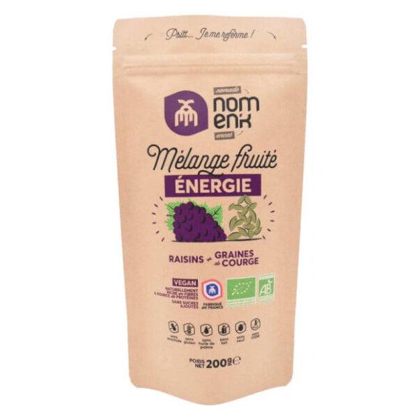Nomank Mélange Fruité Energie 200g