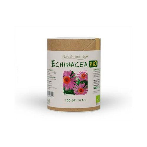 Nat & Form Eco responsable échinacée bio 200 gélules