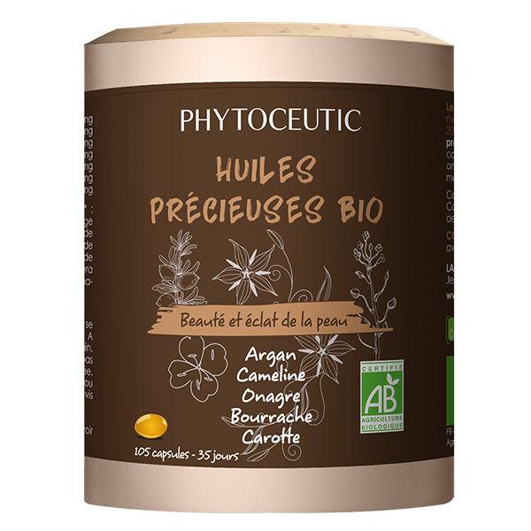 Phytoceutic Huiles Précieuses Bio 105 capsules