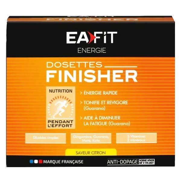 Eafit Energie Finisher Citron 10 dosettes