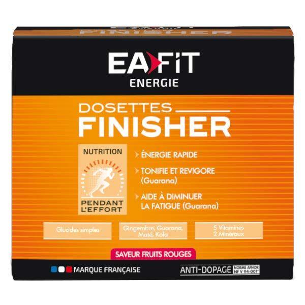 Eafit Energie finisher fruits rouges 10 dosettes