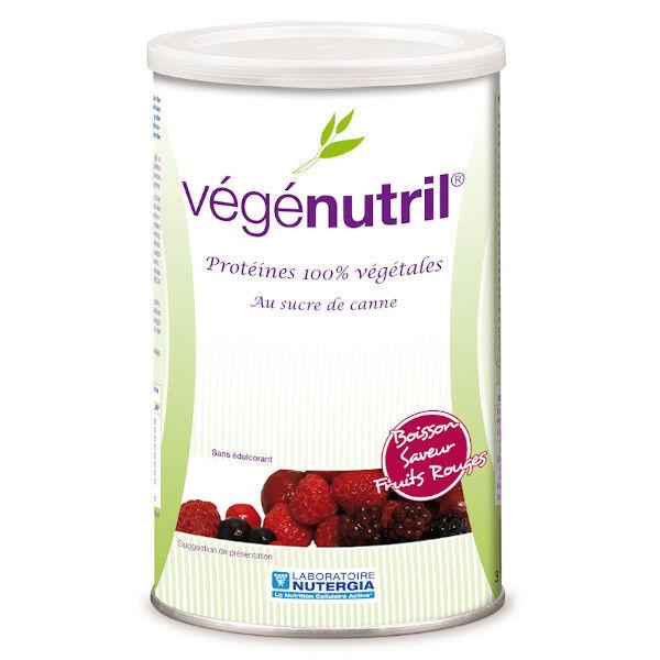 Nutergia Végénutril Boisson Fruits Rouges 300g
