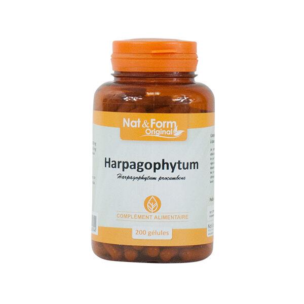Nat & Form Harpagophytum 200 gélules
