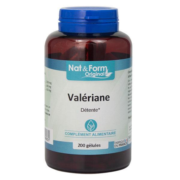 Nat & Form Original Valériane 200 gélules