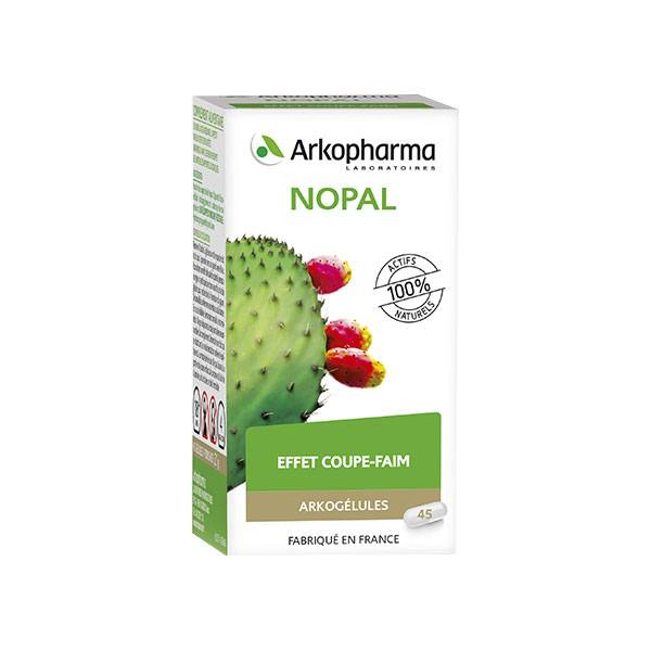 4270073 Arkogélules Nopal 45 gélules