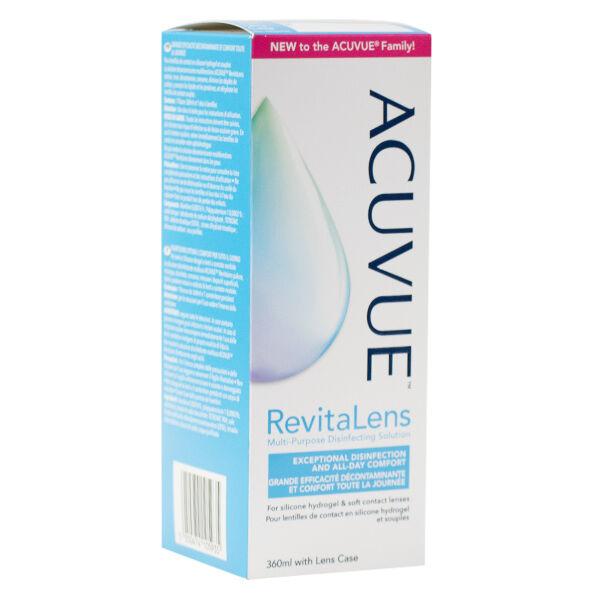 Acuvue Complete Revitalens Solution pour Lentilles 360ml
