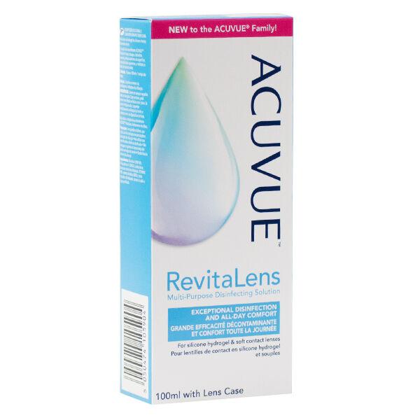 Acuvue Complete Revitalens Solution pour Lentilles 100ml