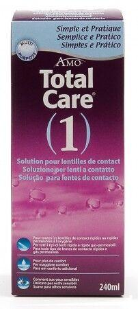 Total Care 1 Solution pour Lentilles de Contact 240ml