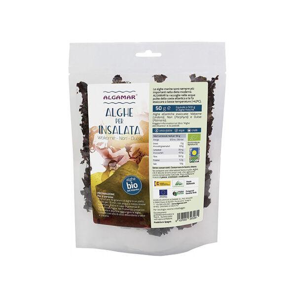Algamar Algues pour Salade Bio 50g