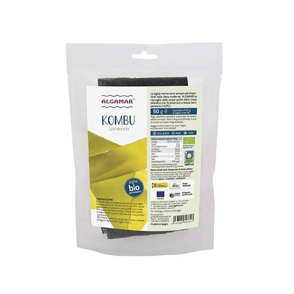 Algamar Algue Kombu Bio 50g