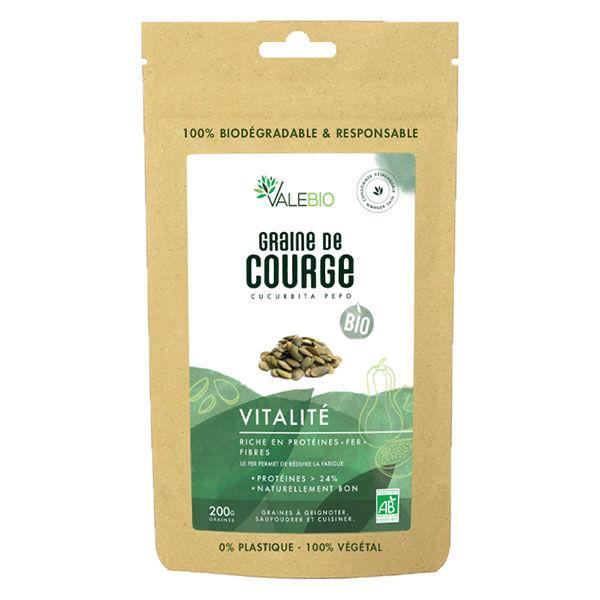 Valebio Graine de Courge Bio 200g