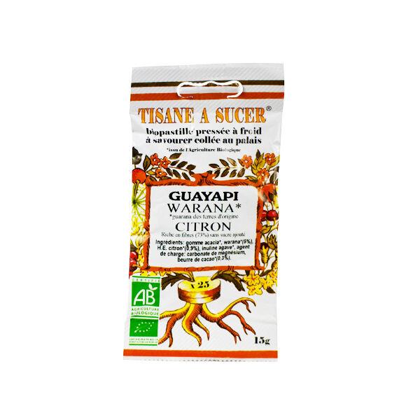 Guayapi Pastilles à Sucer Bio 15g