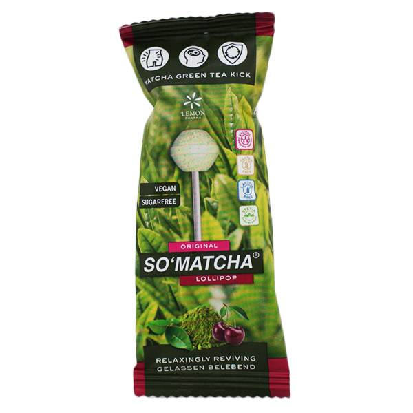 Lemon Pharma Original So Matcha Sucette 1 unité