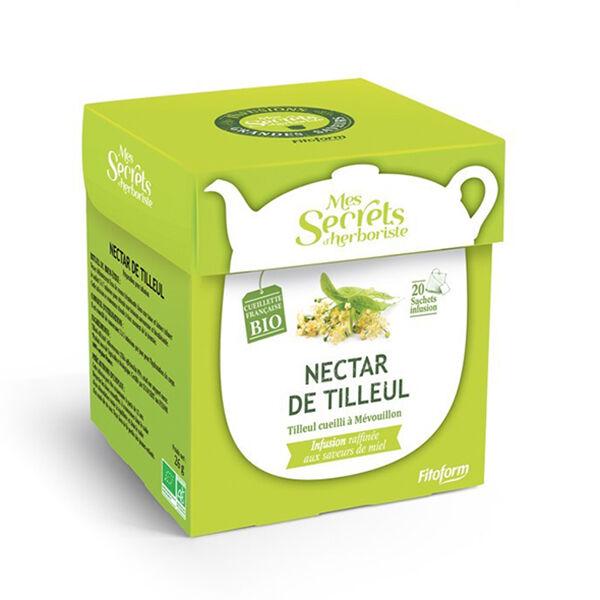 Mes Secrets d'Herboriste Infusion Nectar de Tilleul Bio 20 sachets