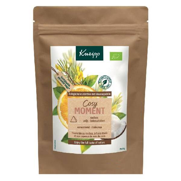 Kneipp Infusions Tisane Cosy Moment Bio 30g