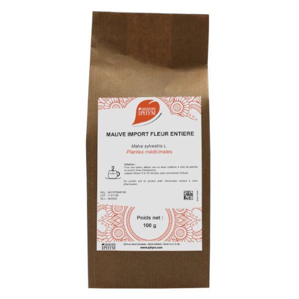 Iphym Vrac Mauve Fleur Import 100g