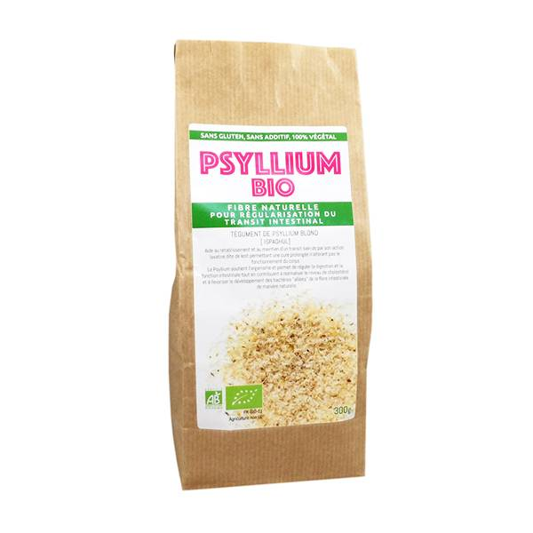 Dr Theiss Psyllium Bio 300g