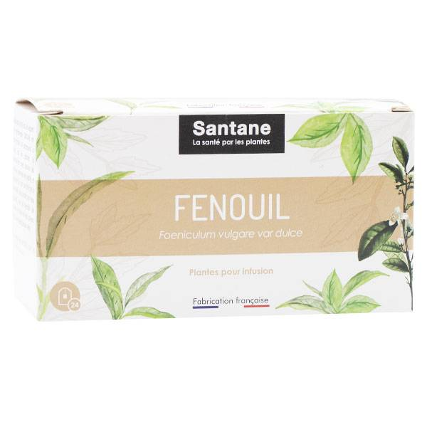 Iphym Santane Infusion Fenouil 24 sachets
