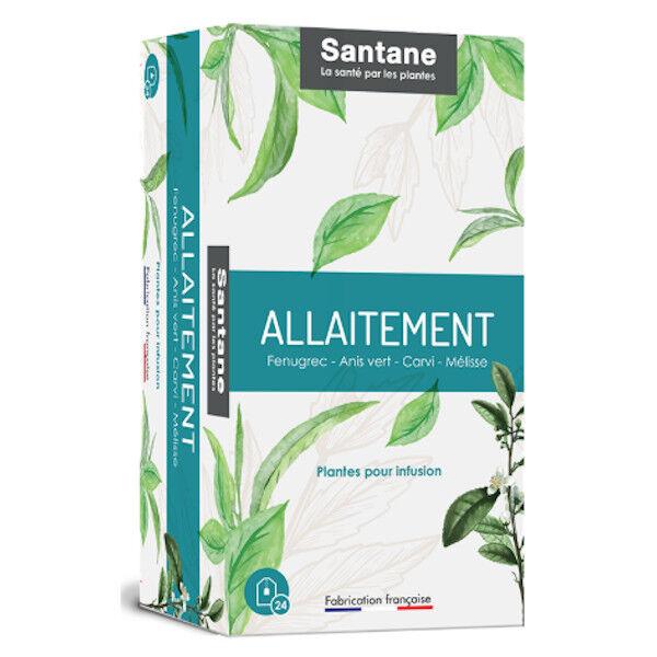 Santane Tisane d'Allaitement 24 sachets