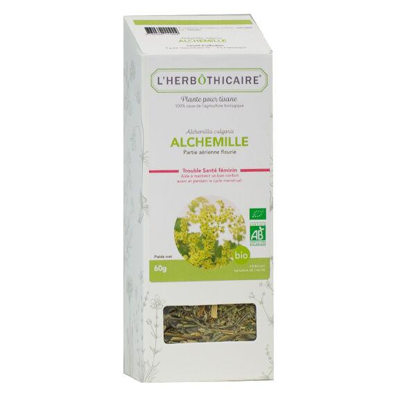 L' Herbothicaire L'Herbôthicaire Tisane Alchemille Bio 60g