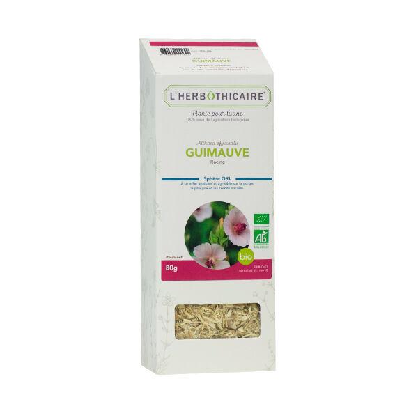 L' Herbothicaire L'Herbôthicaire Tisane Guimauve Bio 80g