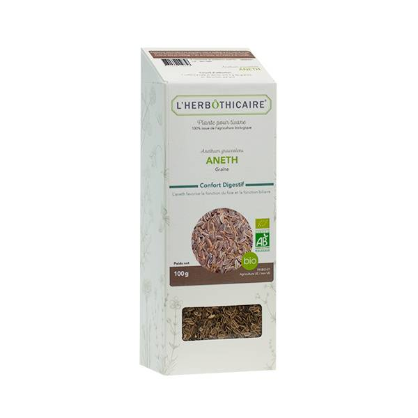 L'Herbôthicaire Tisane Aneth 100g