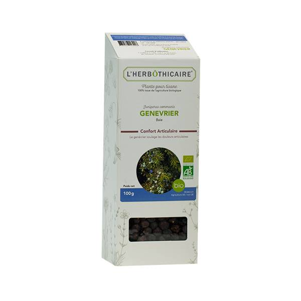 L' Herbothicaire L'Herbôthicaire Tisane Genevrier 100g