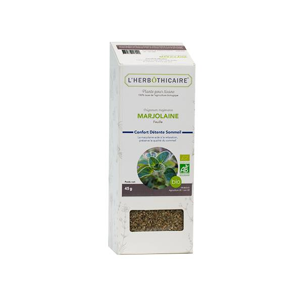 L' Herbothicaire L'Herbôthicaire Tisane Marjolaine 45g