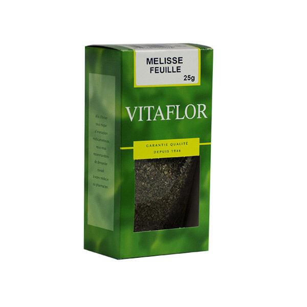 Vitaflor Bio Vitaflor Infusion Mélisse Feuille 25g