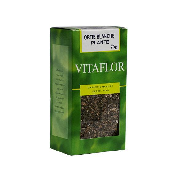 Vitaflor Bio Vitaflor Infusion Ortie Blanche Plante 70g