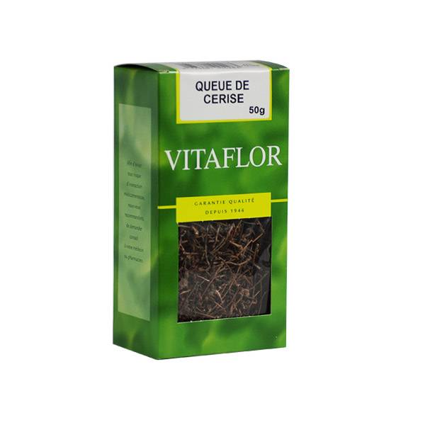 Vitaflor Bio Vitaflor Infusion Queue de Cerise 50g