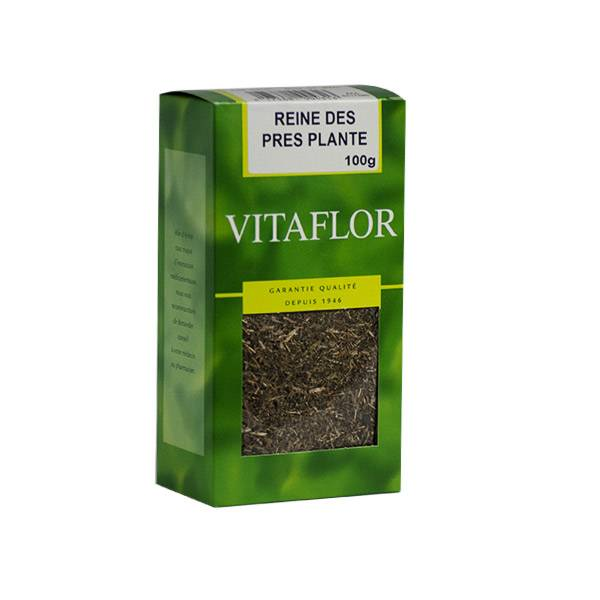Vitaflor Bio Vitaflor Infusion Reine des Prés Plante 100g