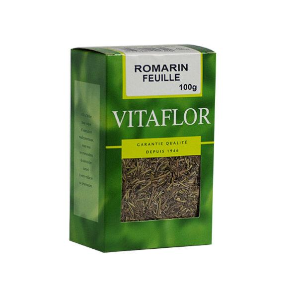 Vitaflor Bio Vitaflor Infusion Romarin Feuille 100g