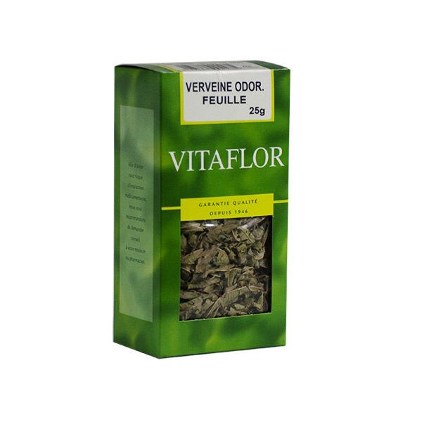 Vitaflor Bio Vitaflor Infusion Verveine Odorante Feuille 25g
