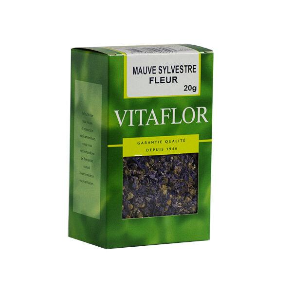 Vitaflor Bio Vitaflor Infusion Mauve Sylvestre Fleur 20g