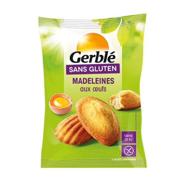Gerblé Sans Gluten Madeleines 210g