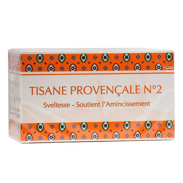 Tisane Provencale Tisane Provençale N2 Sveltesse 20 sachets