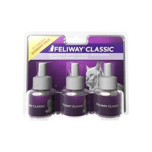 Feliway Phéromone Apaisante Recharge pour Diffuseur Electrique pack de 3 - Publicité