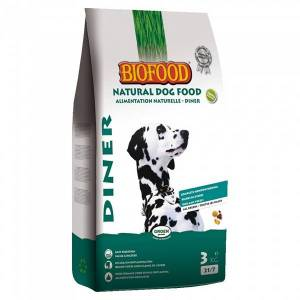 Biofood Chien Croquettes Diner 3kg